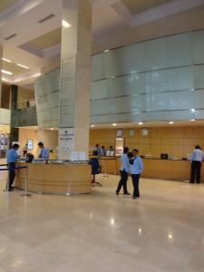 Hiranandani Hospital lobby