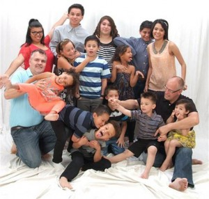 The Ham Family