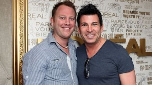 Ryan Jurica and David Tutera