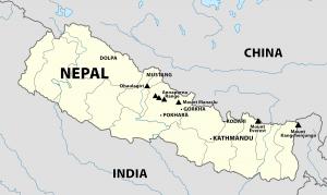 Nepal_Map1
