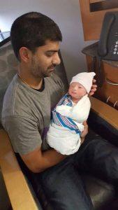 New Daddy Rahul